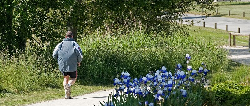 Parcours santé Creac h Gwen - Ph JJ Verlet Banide Ville et Quimper Communauté