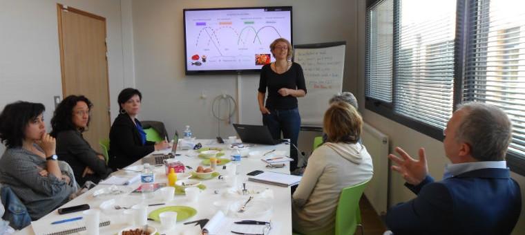 Caroline STRUSKI Pépinière des Innovations